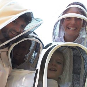 Family bee suits